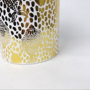 Lilly Pulitzer Accents - Lily Pulitzer 5x5 Round Vase